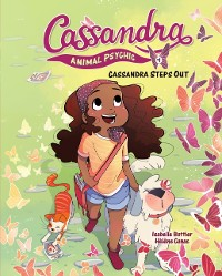 Cover Cassandra Steps Out