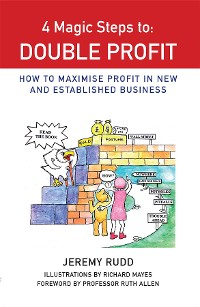 Cover 4 Magic Steps to Double Profit