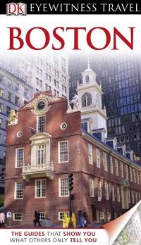Cover DK Eyewitness Travel Guide: Boston