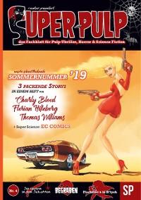 Cover Super Pulp Nr. 4