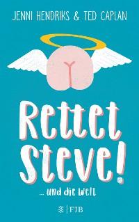 Cover Rettet Steve!