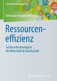 Cover Ressourceneffizienz