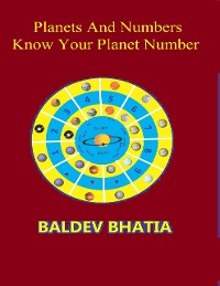 Cover Planets and Numbers - Know Your Planet Number