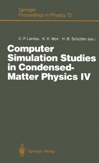 Cover Computer Simulation Studies in Condensed-Matter Physics IV