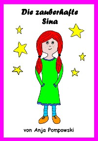 Cover Die zauberhafte Sina