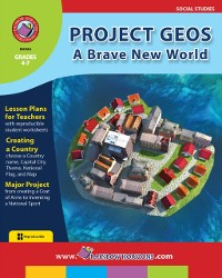 Cover Project Geos: A Brave New World Gr. 4-7