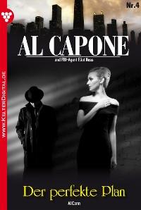 Cover Al Capone 4 – Kriminalroman