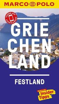 Cover MARCO POLO Reiseführer Griechenland Festland