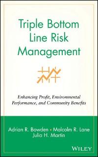Cover Triple Bottom Line Risk Management