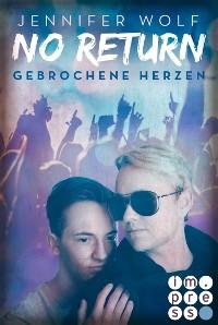 Cover No Return 3: Gebrochene Herzen