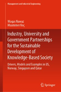 Cover Industry, University and Government Partnerships for the Sustainable Development of Knowledge-Based Society