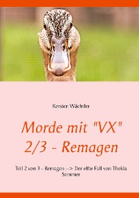 """Cover Morde mit """"VX"""" 2/3 - Remagen"""