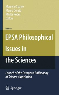 Cover EPSA Philosophical Issues in the Sciences