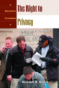 Cover The Right to Privacy