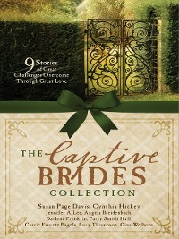 Cover The Captive Brides Collection