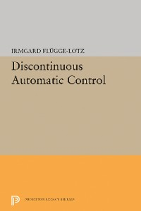 Cover Discontinuous Automatic Control