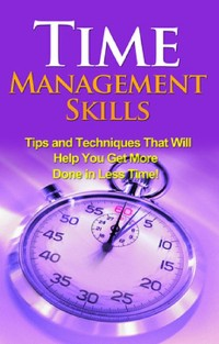 Cover Time Management Skills