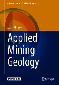 Cover Applied Mining Geology