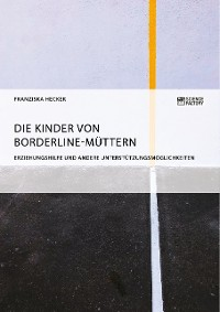Cover Die Kinder von Borderline-Müttern