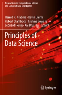 Cover Principles of Data Science