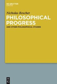 Cover Philosophical Progress
