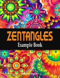 Cover Zentangles Example Book