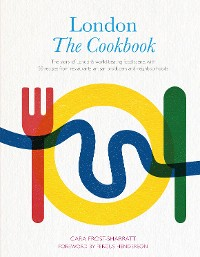 Cover London: The Cookbook