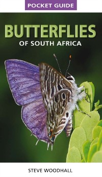 Cover Pocket Guide Butterflies of South Africa