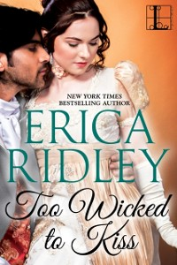 Cover Too Wicked to Kiss