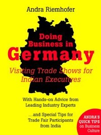 Cover Doing Business in Germany : Visiting Trade Shows for Indian Executives