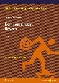 Cover Kommunalrecht Bayern