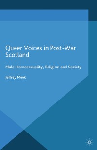 Cover Queer Voices in Post-War Scotland