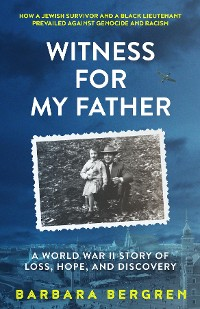 Cover Witness For My Father