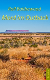 Cover Mord im Outback