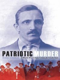 Cover Patriotic Murder