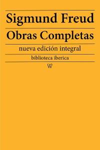 Cover Sigmund Freud: Obras Completas