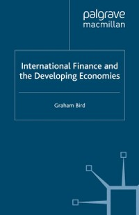 Cover International Finance and The Developing Economies