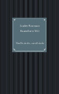 Cover Kunterbunte Welt