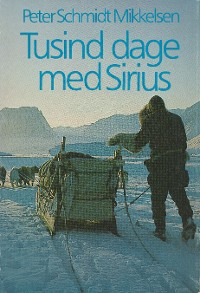 Cover Tusind dage med Sirius