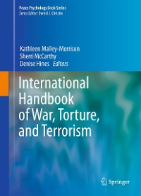 Cover International Handbook of War, Torture, and Terrorism