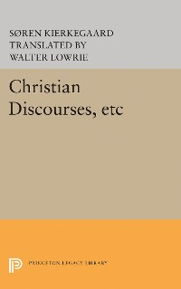 Cover Christian Discourses, etc