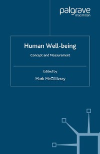 Cover Human Well-Being