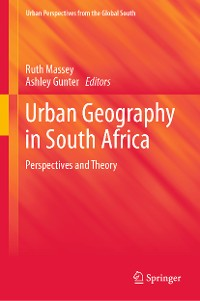 Cover Urban Geography in South Africa