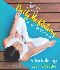 Cover 365 Daily Meditations for On and Off the Mat