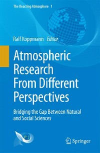 Cover Atmospheric Research From Different Perspectives