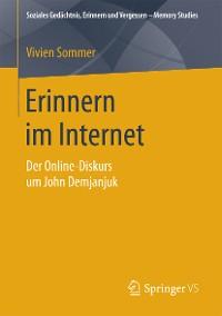 Cover Erinnern im Internet