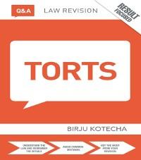 Cover Q&A Torts