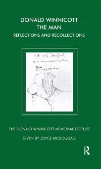 Cover Donald Winnicott The Man