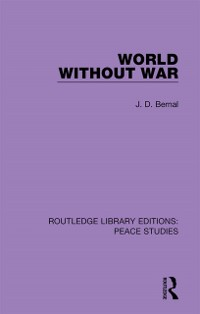 Cover World Without War