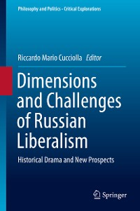 Cover Dimensions and Challenges of Russian Liberalism